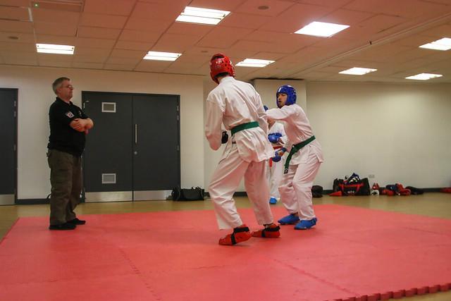 Karate v Taekwondo-3