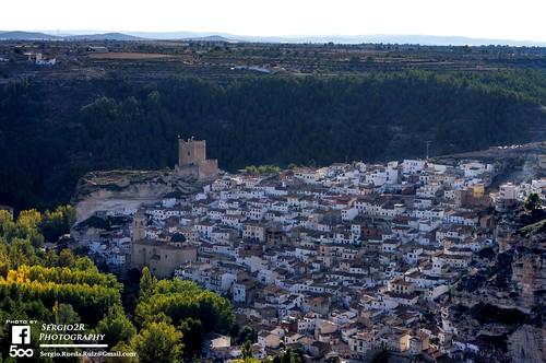 Alcalá del Júcar - Panorámica