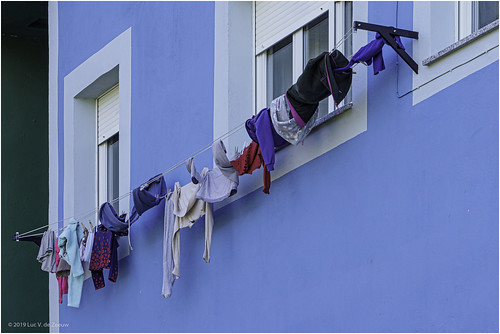 Just some drying laundry