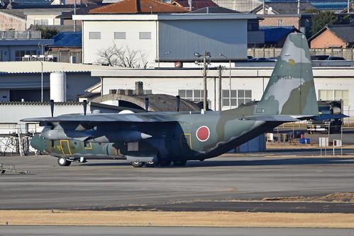 Lockheed KC-130H Hercules '95-1083 / 083'