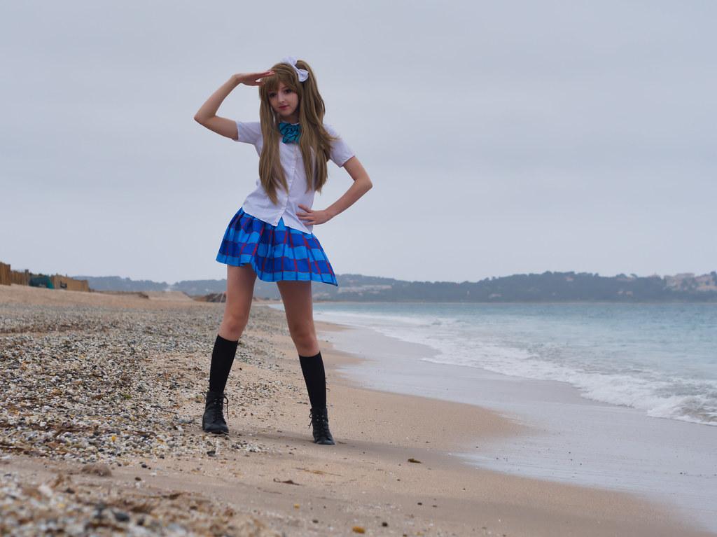 related image - Shooting Love Live- Wochika - Plage de l'Almanarre - Hyères -2019-05-08- P1599390