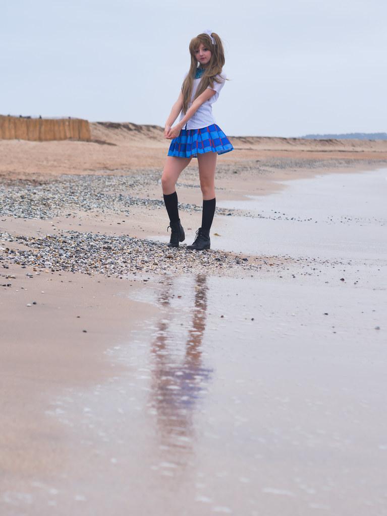 related image - Shooting Love Live- Wochika - Plage de l'Almanarre - Hyères -2019-05-08- P1599462