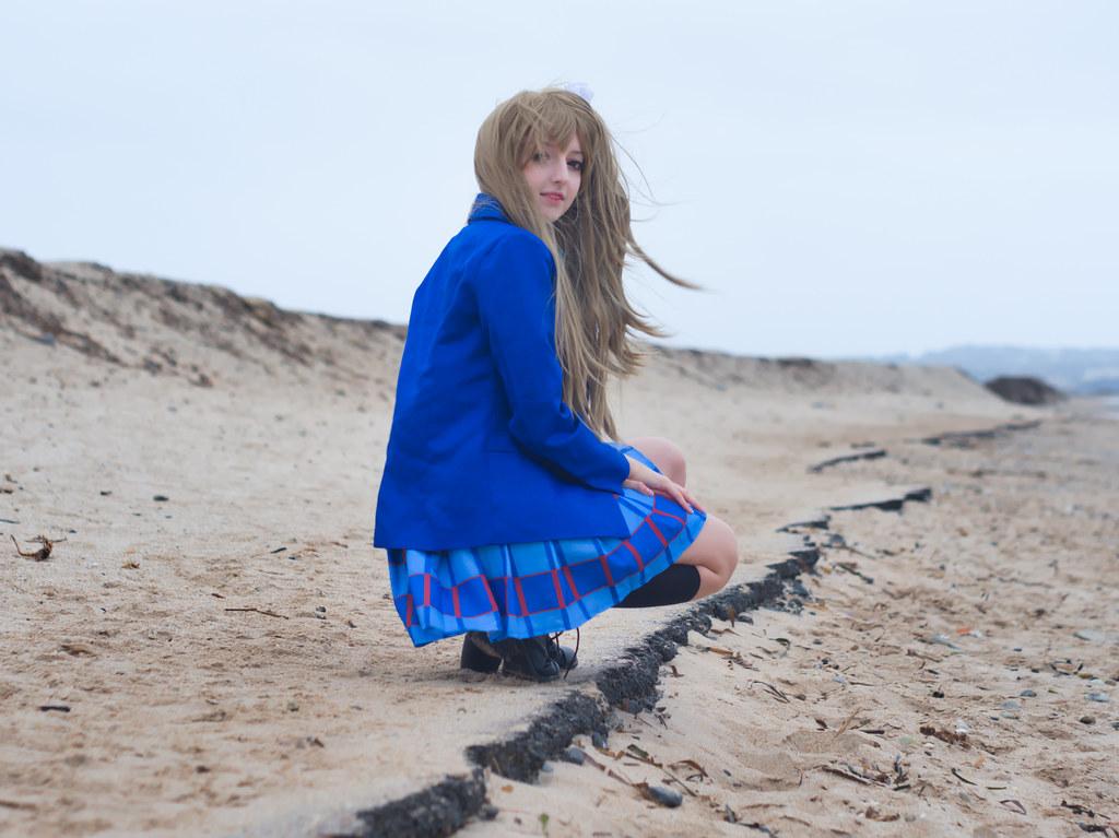 related image - Shooting Love Live- Wochika - Plage de l'Almanarre - Hyères -2019-05-08- P1599482