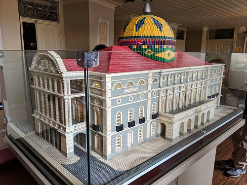 Manaus Opera House Courtesy of Lego