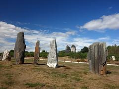 Le site mégalithique des Landes de Cojoux à Saint-Just - Ille-et-Vilaine - Septembre 2018 - 02 - Photo of Bruc-sur-Aff