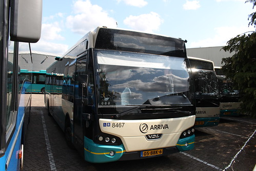 Arriva Nederland, 8467