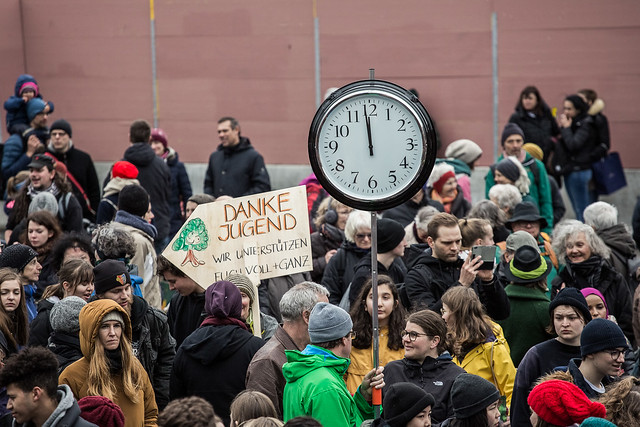 Klimastreik Basel 15.03.2019