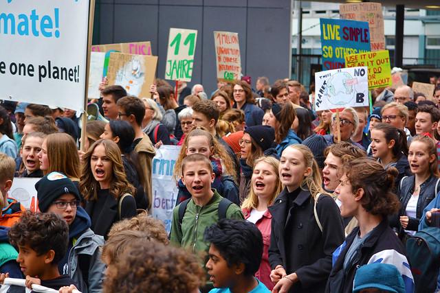 Klimastreik Zürich
