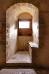 Medieval interior castle window (Blandy-les-Tours/FR) - Photo of Le Châtelet-en-Brie