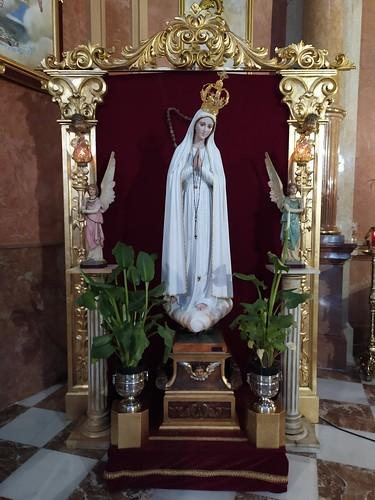 Virgen de Fátima,  Berja