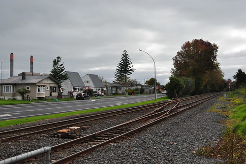 Huntly - looking towards Auckland