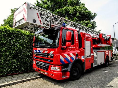 Brandweer | Limburg-Noord | Kazerne Weert | 23-4451
