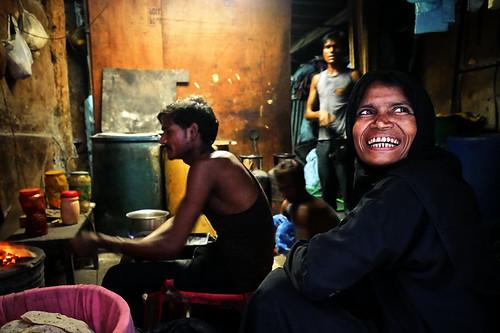 Un sourire en enfer (Dharavi)