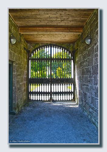 Gateway, Birr Castle, Townparks, Birr, County Offaly, Ireland
