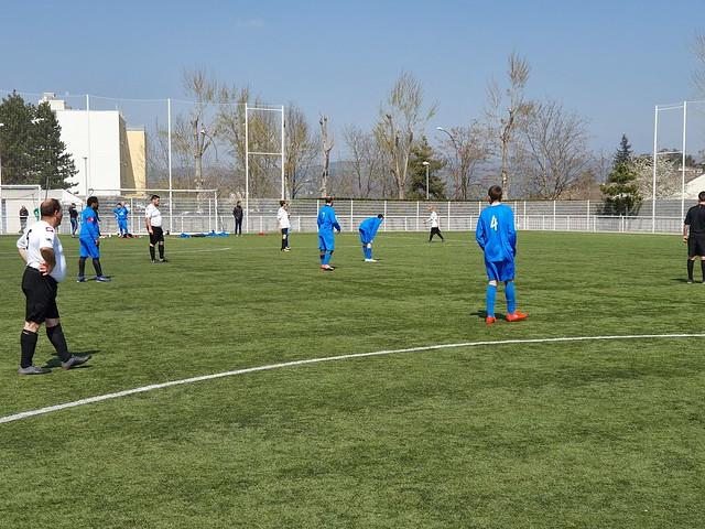 Championnat Régional de Foot à 7 Sport Adapté [adultes] - zone Ouest - phase 2 - journée 2 - Villars (42) - 14 avril 2019