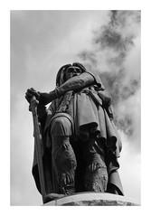 Statue de Vercingetorix - Alésia - Photo of Gissey-sous-Flavigny