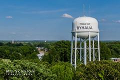 Water Tower | Byhalia, Mississippi