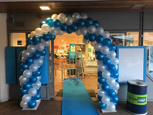 Ballonboog 6m Opening Albert Heijn Zoetermeer