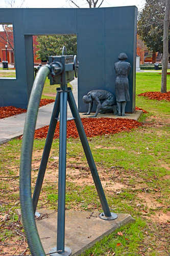 Bull Connor's Water Cannons -- Kelly Ingram Park Birmingham (AL) February 2019