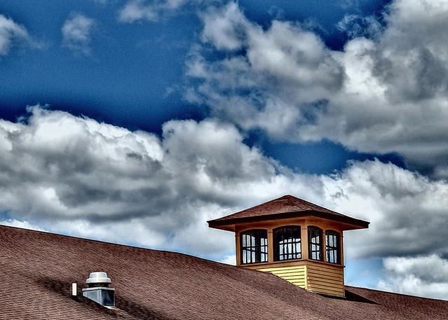 Cupola & Clouds