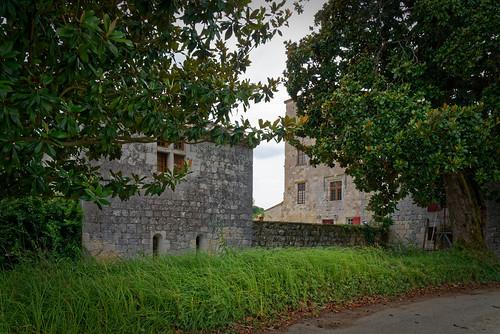 Moulin fortifié de Ferrussac - Lot et Garonne