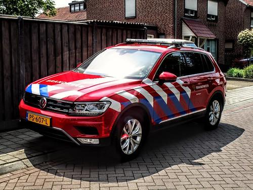 Brandweer | Limburg-Noord | Kazerne Weert | 23-4491