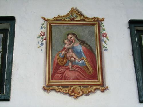 20110912 27 085 Jakobus Afling Kirche Maria Bild