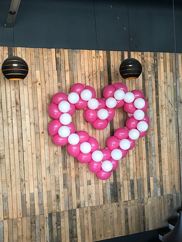 Ballonnenhart Moederdag Watertuin Spijkenisse