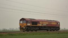 EMD 968702-202 - JT42CWR - ECR 66202 / Morbecque