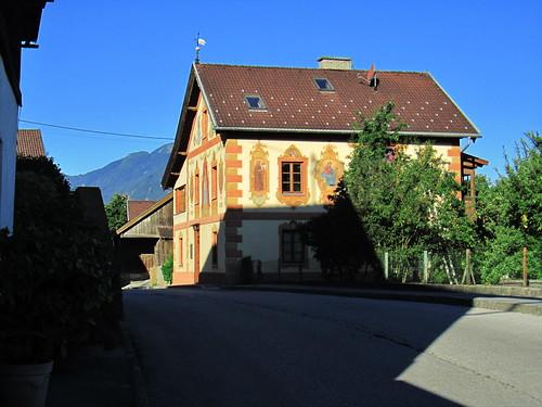 20110913 28 053 Jakobus Ried Straße Häuser Bilder Fenster