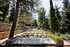 National Military Cemetery Northern Slope Mount Herzl
