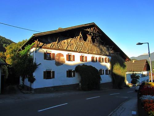 20110913 28 006 Jakobus Pfaffenhofen Hausfassade