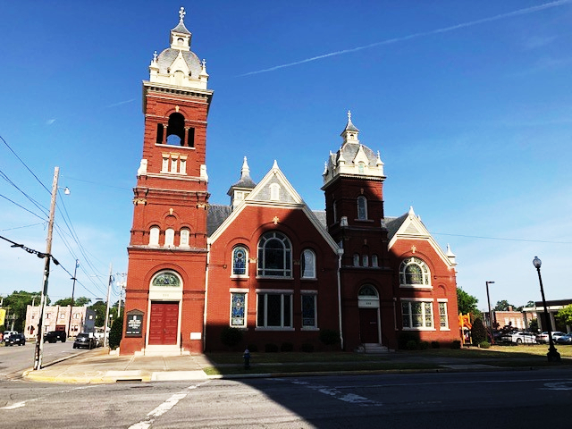 Queen Street United Methodist Church, Kinston