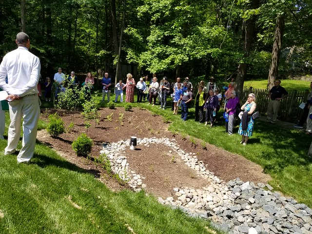 Greenbelt Community Church Raingarden Dedication-2019