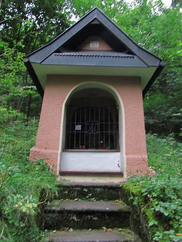20110914 29 179 Jakobus Wald Marterl Kapelle