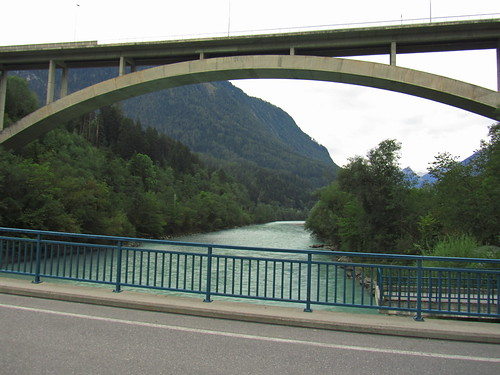 20110914 29 057 Jakobus Berg Inn Fluß Brücke Wald