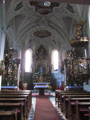 20110914 29 013 Jakobus Karres Kirche Altar