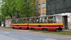 Trams in Łódź (2)