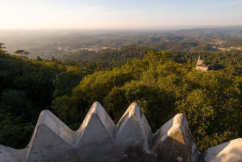 Cruz Alta at  Serra do Buçaco