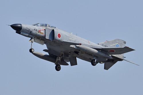 McDonnell F-4EJ Kai Phantom II '07-8431 / 431'