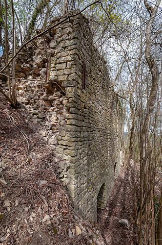 Ancien four à chaux (Soultz-les-Bains, France)-113