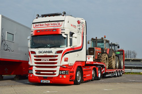 Irl-David Nestor Services-Scania Streamline V8 R580 TL