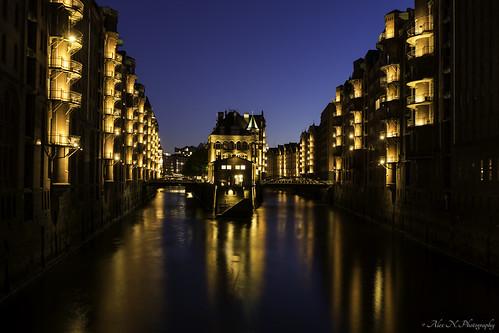 Water Castle Hamburg - 04.05.2019 - 22:03
