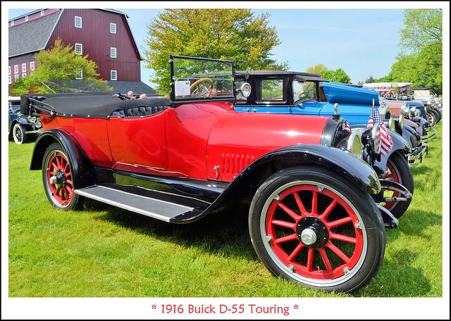 1916 Buick D-55 Touring