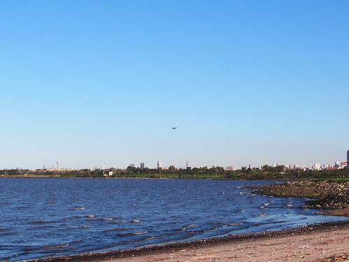 Rio de la Plata en Vicente López