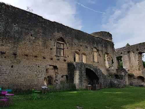 Château de Villandraut, Gironde