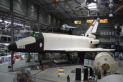 Buran Spaceship