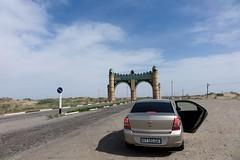 Karakalpakstan, wjazd na pustynię Qyzylqum