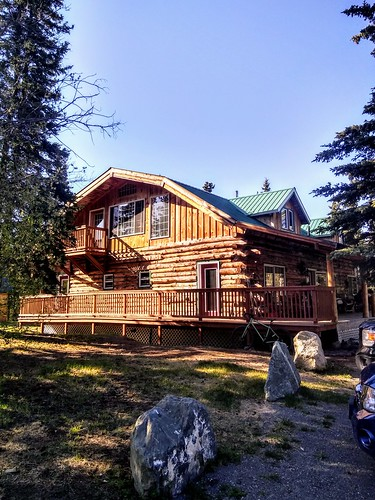 Glennallen's Rustic Resort B&B.