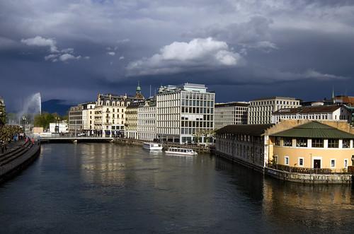 Geneva: Halles de l'Île